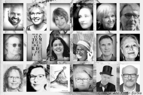 Collage aus Fotos einiger Vereinsmitgliederr
