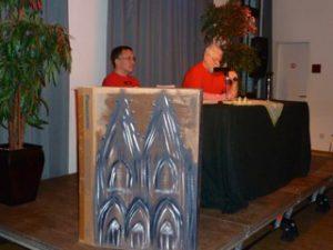 Reinhard Iben und Walter Pietruk-Heep