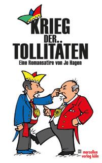 """Cover """"Krieg der Tollitäten"""""""