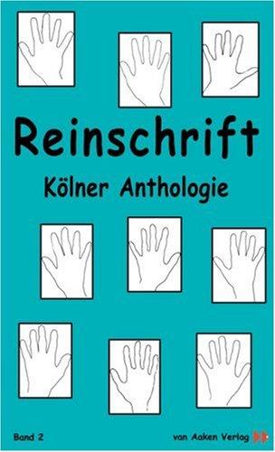 """Cover """"Reinschrift 2"""""""