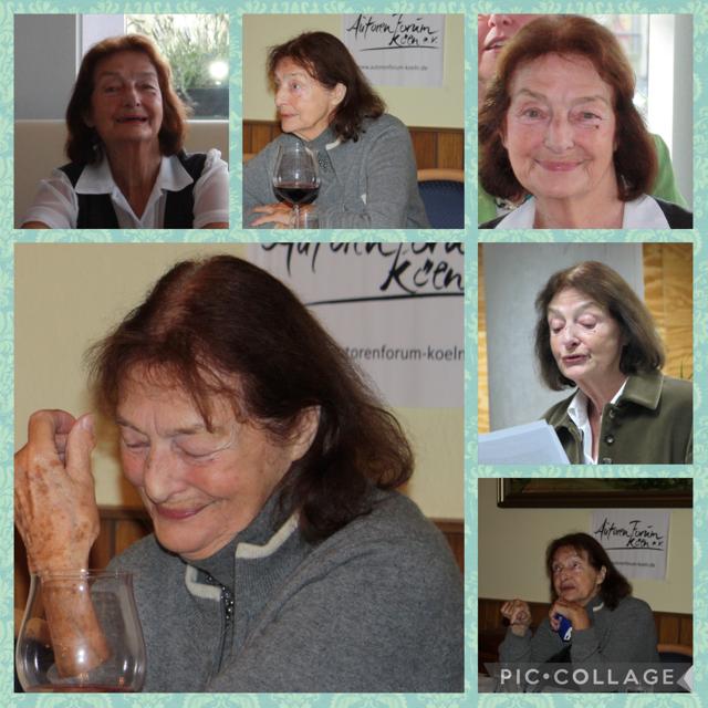 Collage Gertrude Gröninger